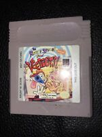 The Ren & Stimpy Show Veediots (GB Nintendo Game Boy Gameboy) (Cart Only) Tested