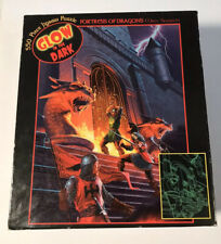 Fortress Of Dragons Glow In The Dark Puzzle