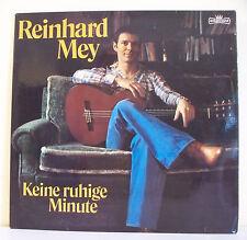 """33T Reinhard MEY Disk LP 12"""" KEINE BIG MINUTE - INTERCORD 160121 F Reduced"""