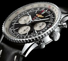 NEW BREITLING NAVITIMER 01 43mm WATCH LATEST MODEL(2016) AB012012/BB01