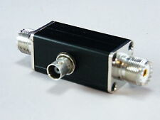 1-30 mHz RF Sampler. CB / Ham Radio Station Modulation Monitor. MADE IN USA!