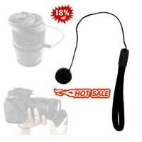 Lost Lens Cover Cap Keeper Holder Rope Hanging Cord SLR Hot Camera L0A0 D3A4