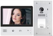 Wifi Video Türsprechanlage 2Draht Bus 7 Zoll Videospeicher Kamera 170° Edelstahl