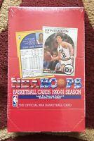 1990-91 NBA Hoops Basketball Series 2 factory sealed box /36pks Michael Jordan