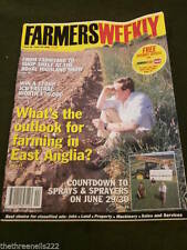 June Farmers Weekly Nature, Outdoor & Geography Magazines