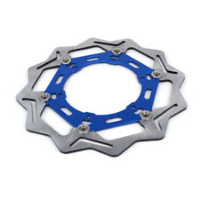 270MM Front Floating Brake Disc Rotor For Yamaha WR250 WR250F YZ250F YZ450F