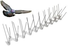 EASY PEST BIRD PROOFING SPIKES *5 METRES* Stainless Steel Pigeon Barrier Control