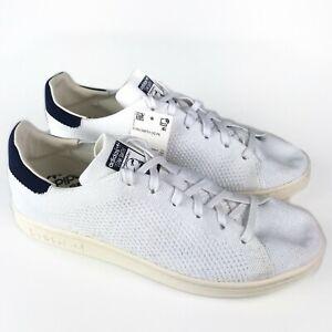 NEW Adidas Men's Stan Smith OG PK White Sneakers 8 S75148