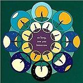 Bombay Bicycle Club - So Long, See You Tomorrow (2014) CD