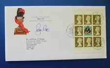 1997 BBC BROADCASTING FDC SIGNED BY ROGER POPE [ CHANNEL 4 RIGHT TO REPLY ]