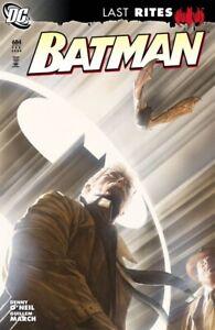 BATMAN (1940) #684 - Back Issue