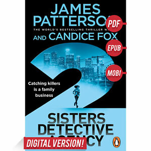 2 Sisters Detective Agency by James Patterson & Candice Fox