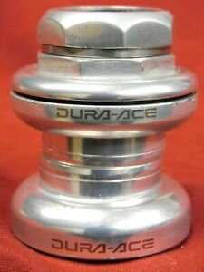 """Excellent Shimano Dura-Ace HP-7410 Alloy Sealed Bearings Headset English 1"""" x 24"""