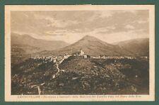 Calabria. CASTROVILLARI, Cosenza. Cartolina d'epoca viaggiata nel 1927.