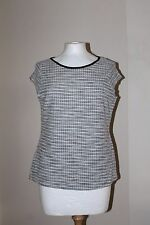 George Multicoloured Textured Smart Casual Top Size 18