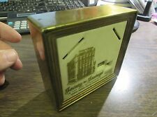 VINTAGE - SOCIETY FOR SAVINGS  IN THE CITY OF CLEVELAND - PROMO BANK