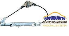 * ALZAVETRO Posteriore Destro MANUALE ALFA ROMEO 156 1997 - 2005 (Alzacristalli)