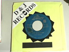 EDDIE COCHRAN~ SITTIN  IN THE BALCONY~ DARK LONELY STREET~ ~ ROCKABILLY 45