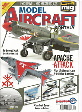 MODEL AIRCRAFT MAGAZINE VOL 16 # 9 SEPTEMBER 2017.