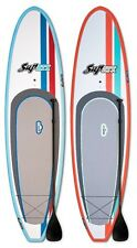 SUP ATX Two Board Package: Scout Paddle Boards - 10', Coral and Mint Blue