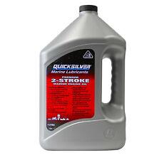 4L Mercury Quicksilver Motoröl 2 Takt 12,2€/1L Motor Öl 92-858022QB1 engine oil