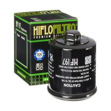 FILTRE HUILE HIFLOFILTRO HF197 PGO 125/150 Buggy