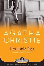 Five Little Pigs: A Hercule Poirot Mystery Agatha Christie Mysteries Collection