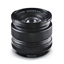 Fuji 14mm f2.8 R XF Fujinon Black Lens