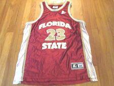 afe0a250 VINTAGE 90'S STARTER NCAA FLORIDA STATE SEMINOLES BASKETBALL JERSEY SIZE ...
