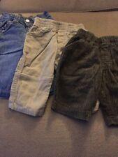 Lot Of 6-----Baby Boy Pants----bottoms--- 3-6 Months---E15-Gap-mini wear-