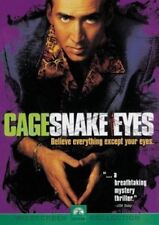 Snake Eyes (Dvd, 1999) Nicolas Cage World Ship Avail