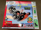 TYCO RC Xtreme Tony Hawk Remote Control Skateboard Mattel Wheels 2001 New In Box