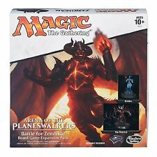 Magic The Gathering Arena of the Planeswalkers Battle for Zendikar Board Game
