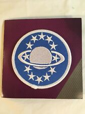 Galaxy Quest Emblem Patch Authentic Prop Replica Loot Crate Exclusive