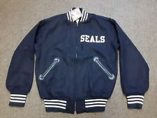 NOS Deadstock VTG Ebbets Field Flannels San Francisco Seals Jacket Medium Giants
