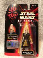 Vintage Hasbro Star Wars Episode 1 Ki-Adi-Mundi  Action Figure 1998