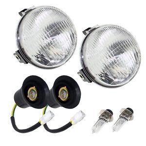 Left & Right Headlight Kit for Yamaha Banshee 350 YFZ350 YFZ 350 2000-2006