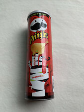 Pringles Glow in the Dark Cans Original Potato Chips Spooky Halloween Themed New