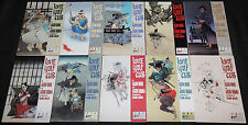 First Comics Copper Age LONE WOLF & CUB 45pc Mid-High Grade Comic Lot VF-NM TPBs