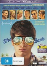 The Way Way Back (Steve CARELL Toni COLLETTE Sam ROCKWELL) DVD NEW SEALED Reg 4