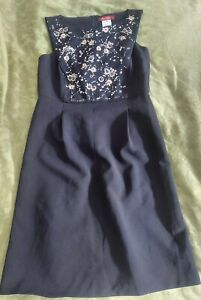 MaxMara Studio black Dress Size IT42 UK10 sequeen top
