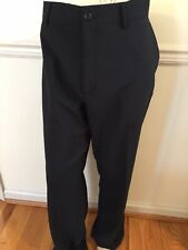 Under Armour Men's Team Undeniable Pants 38 38x33 Black Trouser 1239894 GUC