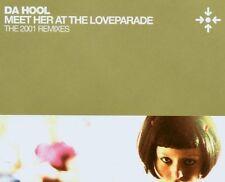 Da Hool Meet her at the love parade-The 2001 Remixes (6 versions) [Maxi-CD]