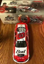 DALE EARNHARDT JR 2004 DAYTONA 500 RACED WINNER 1/24 ACTION 1/74,808 AUTOGRAPHED