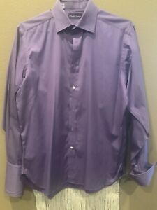 Men's Ralph Lauren Purple Label Dress Shirt 16
