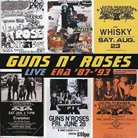 Guns N Roses - Live Era 8793 [CD]
