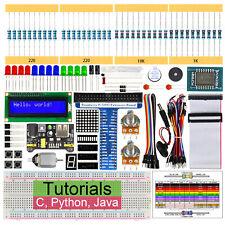 Freenove Super Starter Kit per Raspberry Pi 4 B 3 B + C PYTHON Java BASETTA