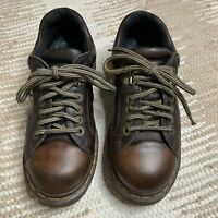 Vintage Dr Martens England Brown Leather Shoes 8312 UK 6 US Mens 7 US Womens 8