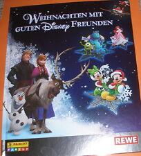 """Sammelalbum von Rewe / Panini """"Weihnachten mit guten Disney Freunden"""" NEU!!!"""