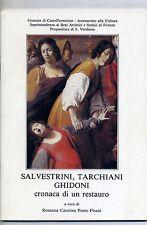Proto Pisani # SALVESTRINI, TARCHIANI GHIDONI # Comune di Castelfiorentino 1991